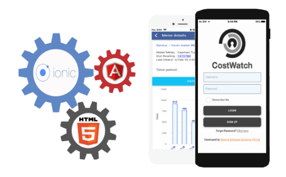 AngularJS(ionic) Apps